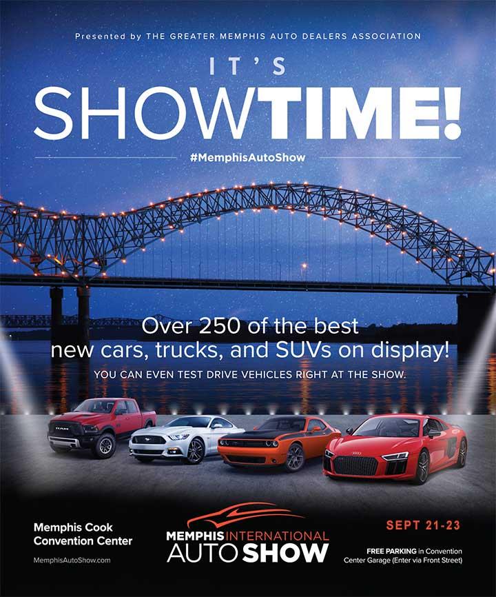 GMADA Greater Memphis Auto Dealers Association - Auto convention